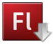 --> Descargue e instale el complemento: Flash Player